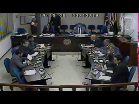 Câmara Municipal de Juquitiba - 5ª Sessão Ordinária 2018