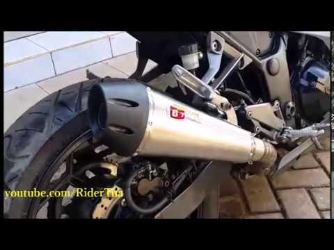 Suara Kawasaki Ninja 250 FI Knalpot CLD C7 Renyah