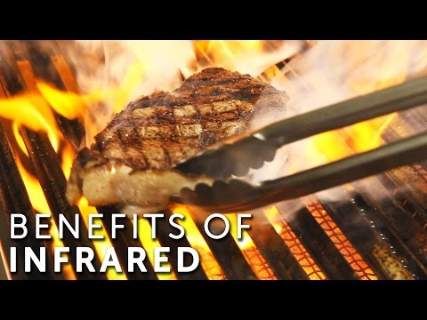 Benefits of Infrared Grills & Burners