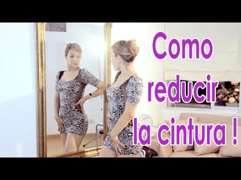 Reduce cintura con una  faja modeladora .. tips y consejos de como usarla