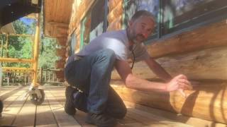 How To Identify Rotten Logs On Your Log House