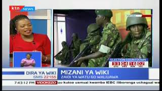 Mizani ya Wiki: Mmoja wa manusura wa jumba la West Gate, Godfrey Emojong'