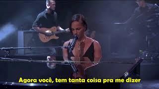 Alicia Keys -  Karma (Legendado)