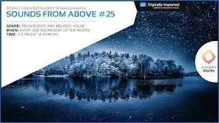 ♫ Best of Progressive House Sessions ♫ - Sounds from Above#25 on DI.FM Progressive