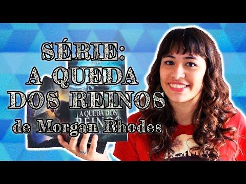 A QUEDA DOS REINOS [Livros 1 a 3] - Morgan Rhodes (Sem Spoiler) | All About That Book |