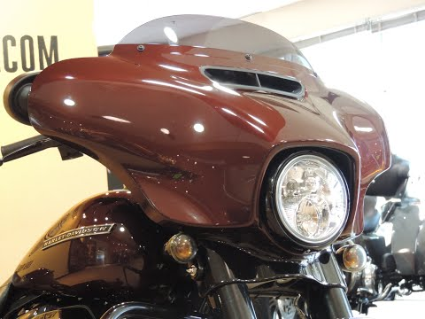 2018 Harley-Davidson® HD Touring FLHXS Street Glide® Special