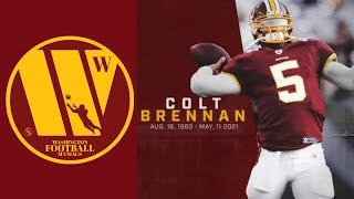 Former Washington QB, Colt Brennan, Dies At 37