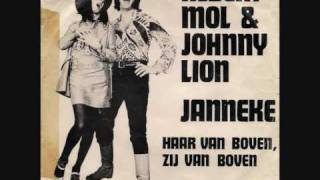 Albert Mol Johnny Lion Janneke 1970