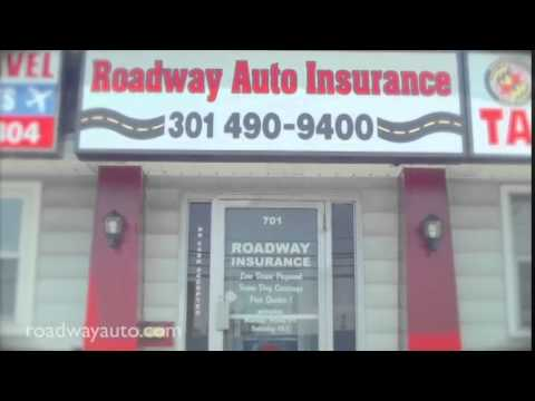 Roadway Insurance | Auto Insurance | Tags and Title | Maryland | Washington DC