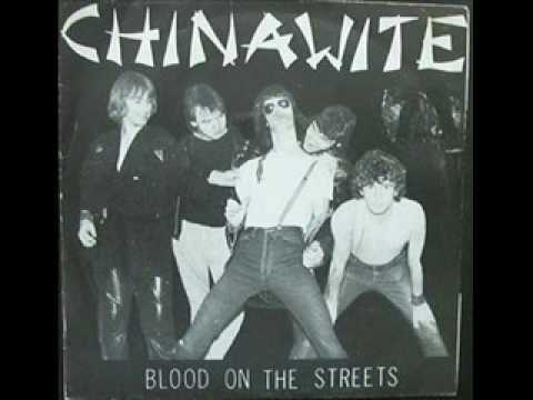 Chinawite - Blood On The Streets online metal music video by CHINAWITE