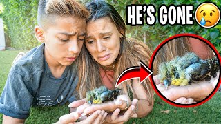 WE COULDN'T SAVE HIS LIFE.. (HE'S GONE) 💔 | The Royalty Family