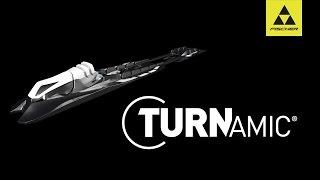 Видео: технология крепления беговых лыж Fischer Turnamic
