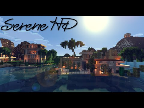 SERENE HD [1 14] (Realistic) Minecraft Texture Pack