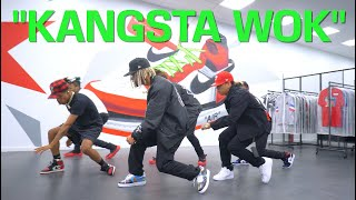 """Kangsta Wok"" - @THEFUTUREKINGZ (Official Dance Video)"