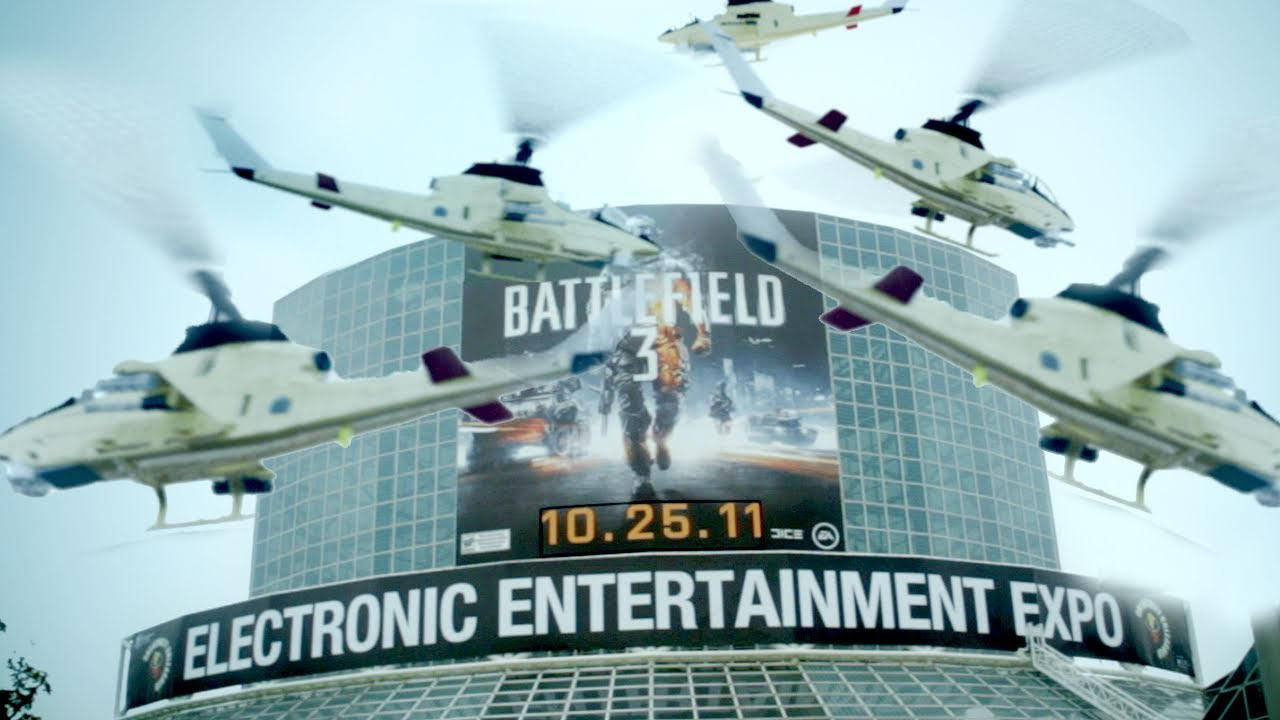 The E3 2011 Half-Life 2: Episode 3 Line Was Short (And Not Real)