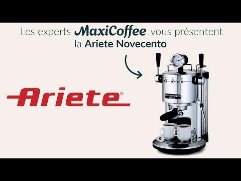 Ariete Novecento | Machine expresso compacte | Le Test MaxiCoffee