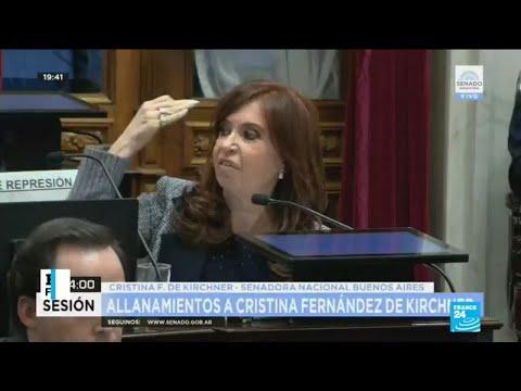 Federal judge asks for ex-Argentine president's arrest