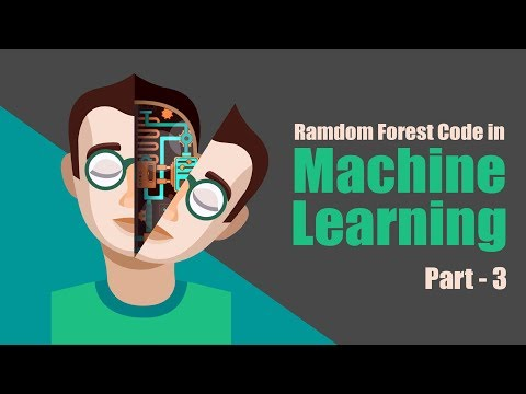 Learn Machine learning with Python | Random Forest code | Part 3 | Eduonix