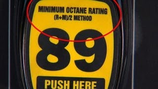 Car Tech 101: Octane demystified
