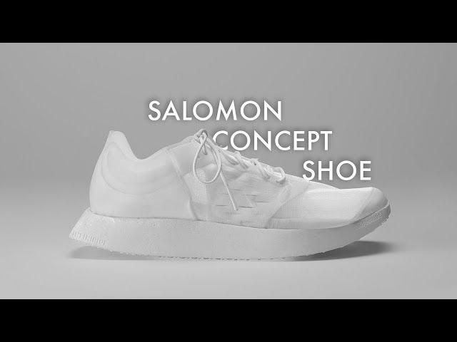 Новые кроссовки Salomon можно переработать... в лыжные ботинки