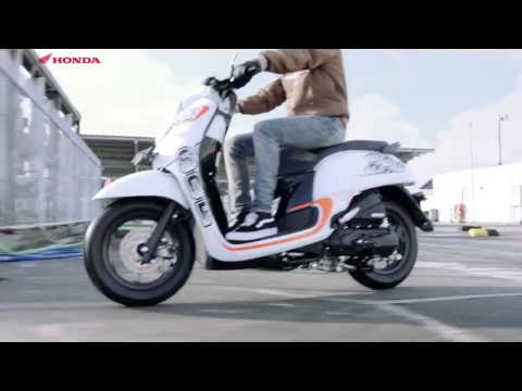 Video Product All New Honda Scoopy Facelift 2017 Ring 12 Inchi Indonesia