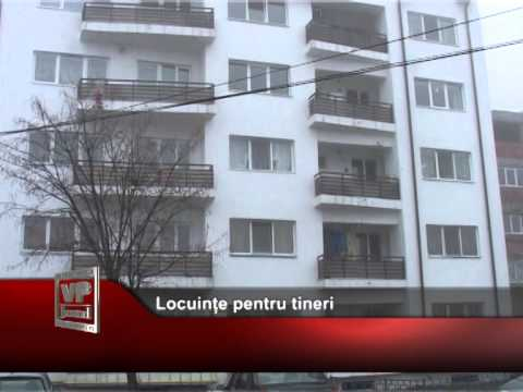 Locuințe pentru tineri