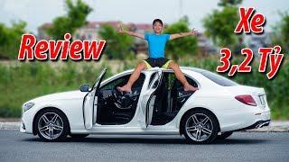 NTN - Review Chi Tiết Xe Mercedes E350 AMG 3 Tỷ Tại Việt Nam