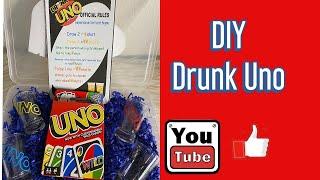 DIY Drunk UNO Game