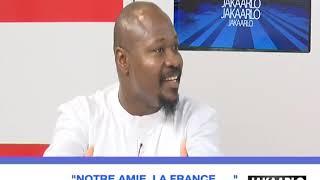 Jakaarlo bi du 15 Novembre 2019 : Notre amie, la France.