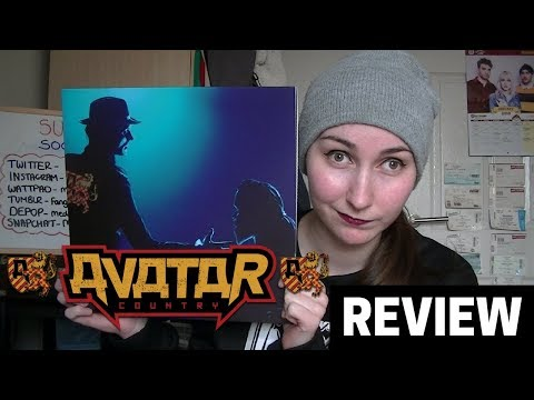 AVATAR – Avatar Country – ALBUM REVIEW | BethRobinson94