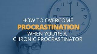 How to Overcome Procrastination   Brian Tracy