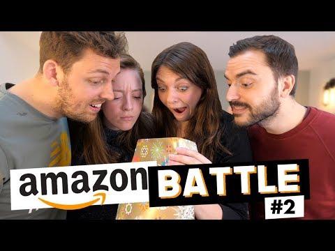 Amazon Battle #2 : Les meilleurs cadeaux d'internet