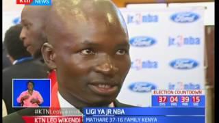 Mathare yaibuka na ushindi katika ligi ya JR NBA