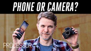 Sony Xperia 1 II vs ZV-1: how to choose
