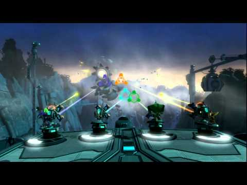 Видео № 0 из игры Ratchet & Clank: All 4 One [PS3]
