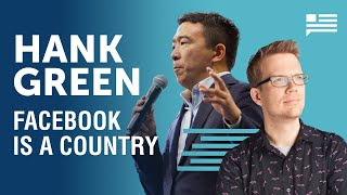 Building A YouTube Empire With Hank Green | Andrew Yang | Yang Speaks