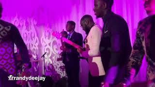 Le Mariage De Reine Emma & Eliot Avec La Generation Kabemba Au Voilier 91