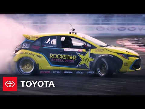 Corolla Hatchback Drift Car | Toyota Racing