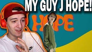 J Hope 'Daydream (백일몽)' REACTION!