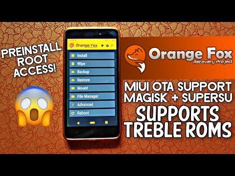 RedWolf Recovery [Support Treble & Non-Treble/Normal