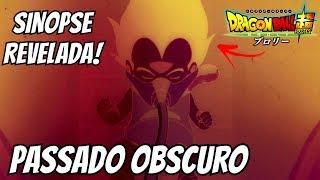 BOMBA! SINOPSE COMPLETA DO FILME DRAGON BALL SUPER BROLY REVELA PASSADO OBSCURO!?