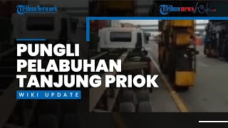 Terjepit Faktor Ekonomi, Karyawan di Pelabuhan Tanjung Priok Lakukan Pungli ke Sopir Truk