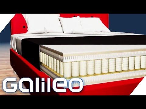 Trend in deutschen Schlafzimmern: Boxspringbetten | Galileo Lunch Break