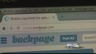 Backpage Prostitution Bust