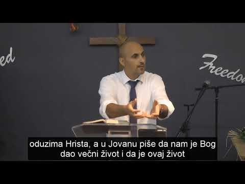 Imad Avde: Zašto govoriti o grehu i prebivanju Hrista u nama