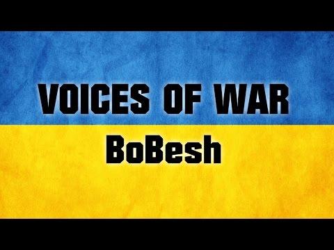 BoBesh - VOICES OF WAR - BoBesh