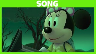 Mickey and the Roadster Racers   Haunted House Party Song   Disney Junior UK