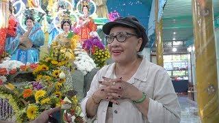 Cô Lệ Thuỷ Về Toà Thánh Tây Ninh Dự Lễ Hội Yến 2019 Và Phát Quà Trung Thu