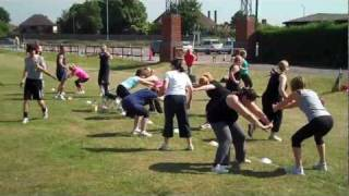 preview picture of video 'Strictly Bootcamp Chislehurst fat-burning workouts'