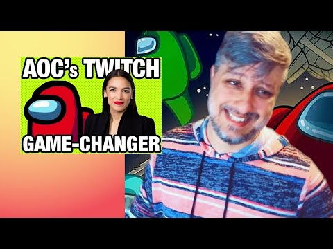 That AOC Among Us Stream (Soft Power) | POAF³